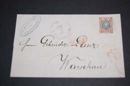 25846) UDSSR Brief Mit # 5 Aus 1862
