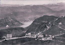 Monte Generoso Vetta, Veduta Aerea Su Lugano (1704) - TI Tessin