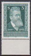 Österreich  1981 Nr.1677** Postfrisch 75.Todestag Ludwig Boltzmann ( 4365 )