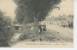 COULONGES EN TARDENOIS - La Rivière : L' Orillon