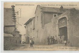 73 Savoie - Montmélian Caserne Montfort 22 Bca Chasseurs Alpins Ancien Couvent Des Capucins Grimal 1422 - Montmelian