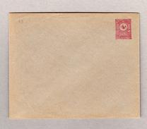 Türkei Ganzsachenbrief 20paras Ungebraucht - 1858-1921 Empire Ottoman