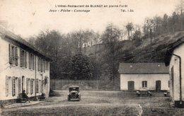 L' Hôtel - Restaurant De Blangy (Hirson) En Pleine Forêt - Jeux Pêche Canotage