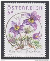 """Österreich 2015: """"Kuhschelle""""  Gestempelt (siehe Foto/Scan)"""