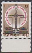 Österreich  1981 Nr.1679 ** Postfrisch Weltkongreß Der Federation Internationale Pharmceutique ( 4375 )