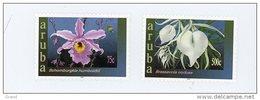 Aruba-2003-Orchidées-YT 307/8***MNH