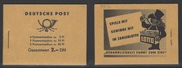 DDR Postzegelboekje C317