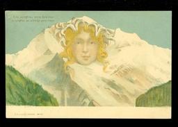 Illustrateur  ( Pas Signée )   Surréalisme  F. Killinger  Zürich N° 111 - 1900-1949