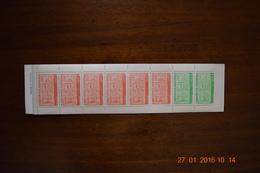 ANDORRE FRANCAIS 1987, Carnet N° 1 (YVERT) Neuf Sans Charniere, Complet Avec Couverture