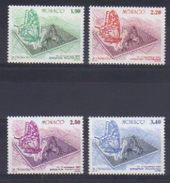 MONACO - N° 1585/1588  - N**