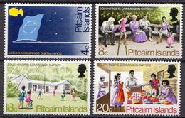 Pitcairn Islands MNH Set