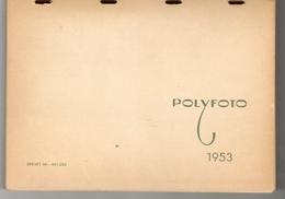 1953 / CALENDRIER Personnalisé / Polyfoto Belgique / Photos Originales / Kalender / Boy / Garçon - Calendriers