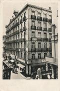 BLANKENBERGE / HOTEL LION D OR / HOEK KERKSTRAAT / FOTOKAART - Blankenberge