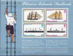 Pitcairn Islands MNH Ships SS