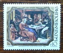 LUXEMBOURG - YT N°1052 - Jean STEEN / La Fête Des Rois - 1984 - Oblitéré