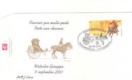 2996 Belgica 2001 - Le Facteur Au 16éme Siècle