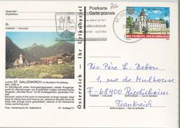 Vorarlberg Sankt Gallenkirch Montafon Wo Man Atmet So Frei Schloss Schwarzenau Silvretta
