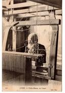 69 - TRES BELLE CPA LYON CROIX ROUSSE - UN CANUT - 1909 - EXCELLENT ETAT - - Artesanal