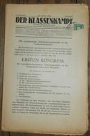 Der Klassenkampf In Der Cechoslovakei - Politique & Défense