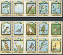 Cuba  Vogels