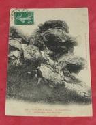 02 - Vieil Arcy - ( Aisne ) - La Chaud'pierre - Ancien Monument Druitique :: Animation  ---------------- 412