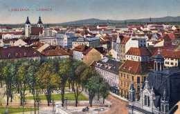 LAIBACH LJUBLJANA (Slowenien), Karte Um 1915, Rechte Ecke Bestossen - Slowenien