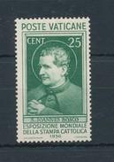 1936. Vatican :) - Unused Stamps
