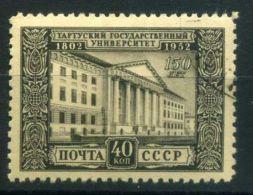 RUSSIE ( POSTE ) : Y&T N°  1627  TIMBRE   BIEN  OBLITERE , A  VOIR .