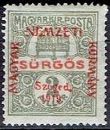 HUNGARY #   FROM 1919 STAMPWORLD 2** - Szeged