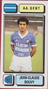 Panini Football 83 Voetbal Belgie Belgique 1983 Sticker AA KAA Gent La Gantoise Nr. 127 Jean-Claude Bouvy Leopoldstad - Sports