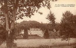 SAINT HILAIRE LES ANDRESIS - 45 - Château Du Ratelet - 78810 - Autres Communes