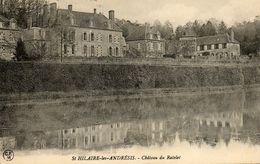 SAINT HILAIRE LES ANDRESIS - 45 - Château Du Ratelet - Habitations -78811 - Autres Communes