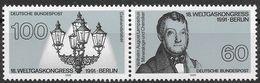 Bund 1991 / MiNr.   1537 – 1538    ** / MNH   (e558)