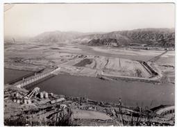 WEST PAKISTAN - TARBELA DAM UNDER CONSTRUCTION - 1971 - Vedi Retro - Pakistan