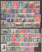 Timbres France Neufs** - Année 1941 Complète