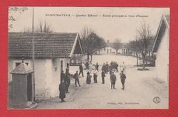 Neufchâteau  -- Quartier Rebeval  --  Entrée Principale - Neufchateau