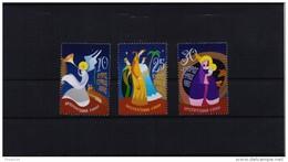 CYPRUS STAMPS CHRISTMAS 1999 11/11/99-MNH-COMPLETE SET
