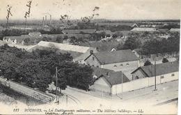 BOURGES LES ETABLISSEMENTS MILITAIRES - Bourges