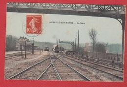 Joinville  --  La Gare - Joinville