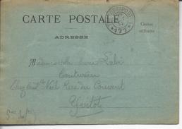 Cpfm Trésor Et Postes*177* 5° Division D'infanterie 1914 >> Yvetot