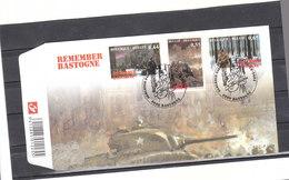 3329/31 Remember Bastogne - 60 Ans De Batailles Des Ardennes