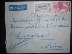 Maroc Lettre De Port Lyautey 1940 Pour Malakoff, Voir Scan - Marokko (1891-1956)