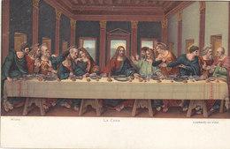 La Cena - Kunstdruck Stengel    (A-20-130818) - Gemälde, Glasmalereien & Statuen