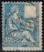 France - 1900 - Y&T N° 118, Oblitéré, Sans Chiffre De Valeur