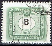 HUNGARY #  FROM 1953  STANLEY GIBBON D1307