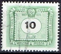 HUNGARY #  FROM 1953  STANLEY GIBBON D1308