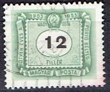 HUNGARY #  FROM 1953  STANLEY GIBBON D1309