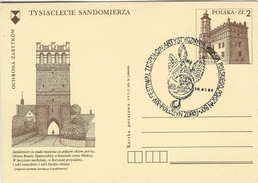 Poland - Stamped Stationery  H-943