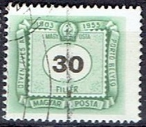HUNGARY #  FROM 1953  STANLEY GIBBON D1314