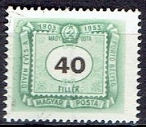 HUNGARY #  FROM 1953  STANLEY GIBBON D1316
